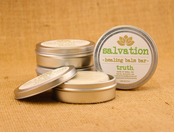 'salvation' balm bar