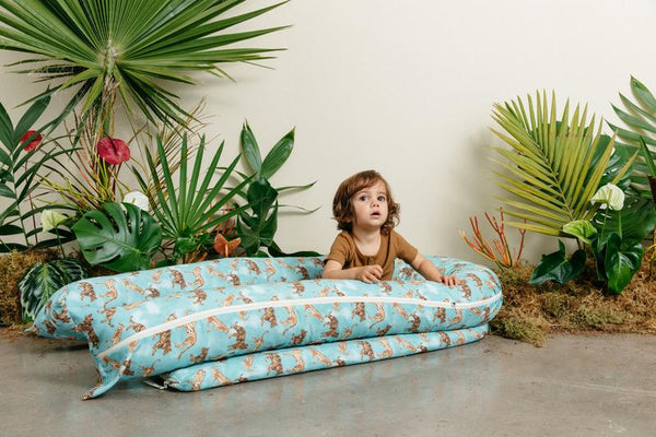 Sleepyhead Grand Pod Spare Cover in Jungle Cat (9-36 months)