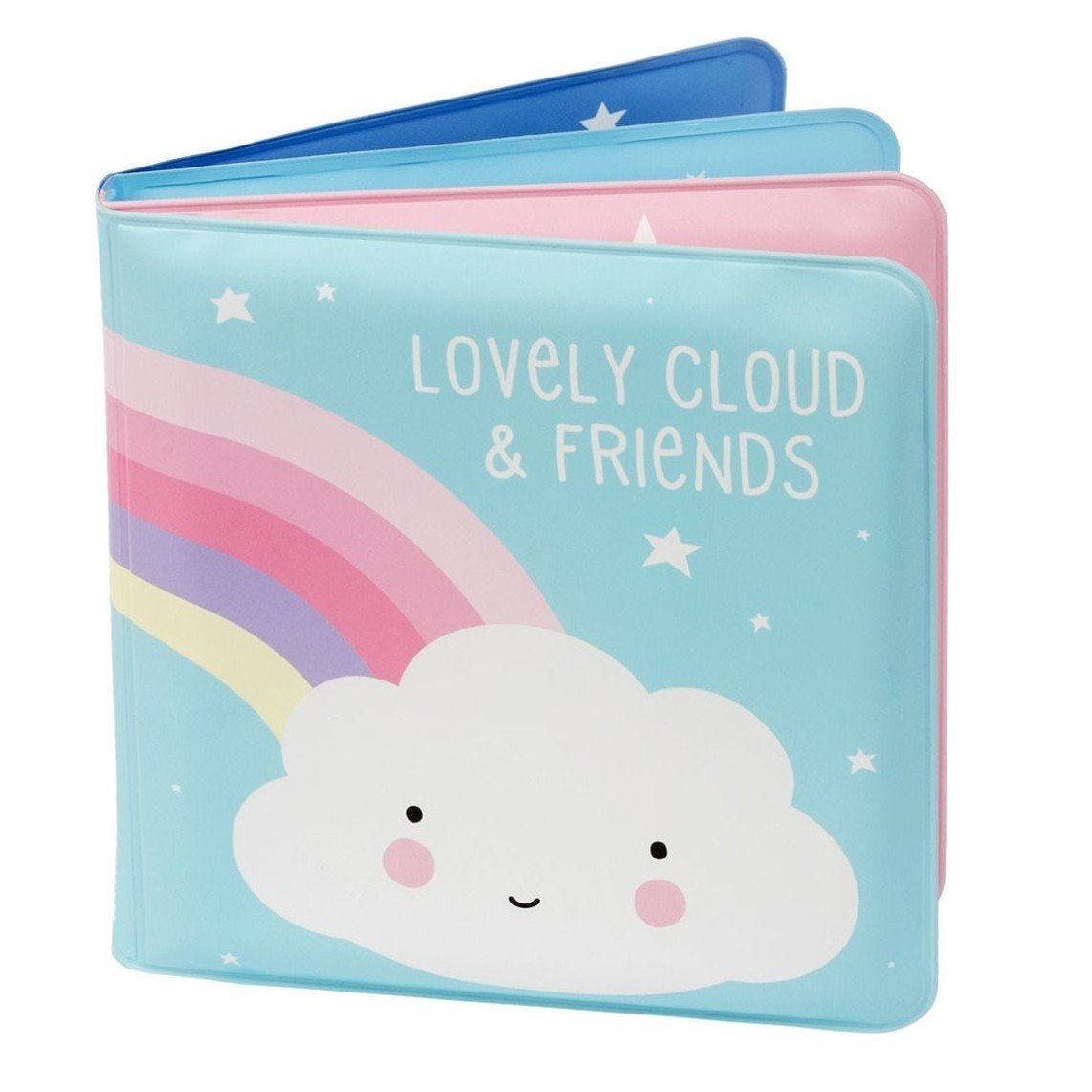 A Little Lovely Company Bath Book - Cloud and Friends