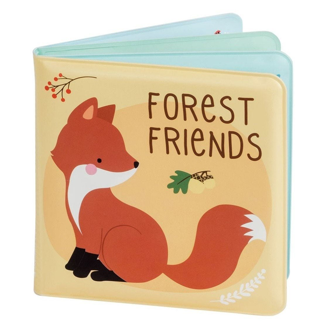 A Little Lovely Company Bath Book - Forest Friends