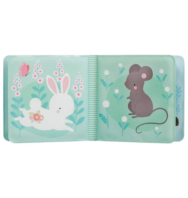A Little Lovely Company Bath Book - Forest Friends - Scandibørn