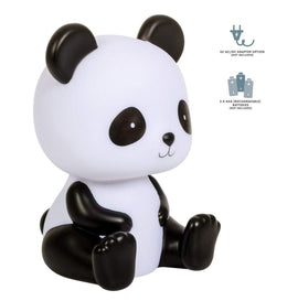 A Little Lovely Company - Panda Night Light - Scandibørn