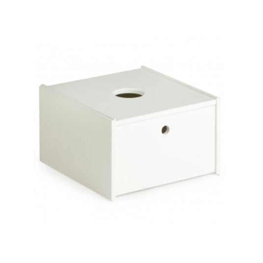 Arthur and Friends Bobie Storage Box - White - Scandibørn