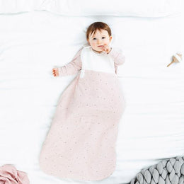 Baby Mori Clever Sleeping Bag - Stardust - Scandibørn