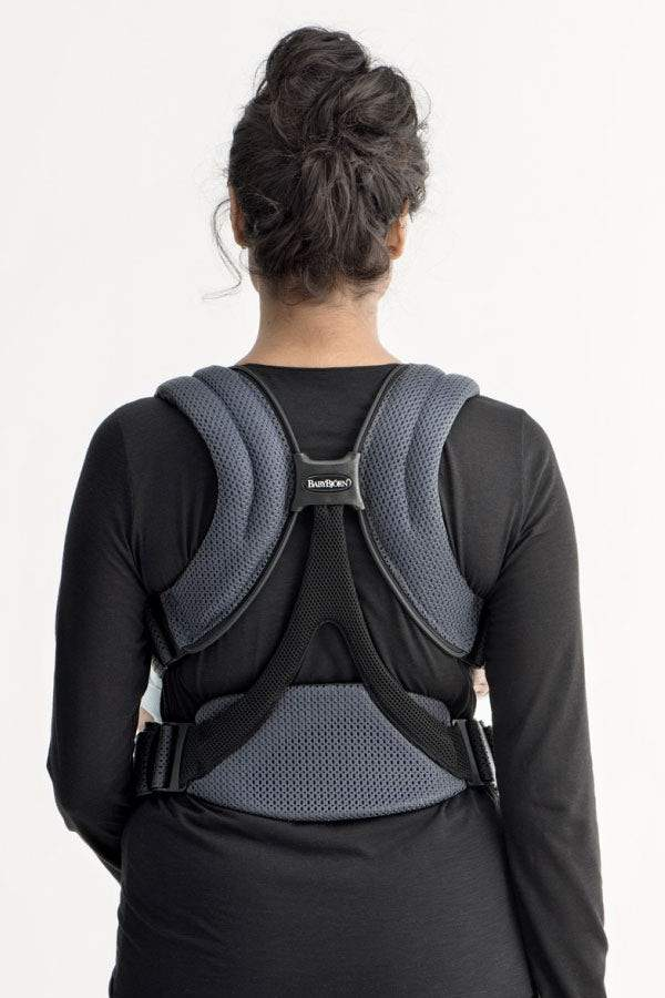 BabyBjorn Baby Carrier Move - Anthracite 3D Mesh - Scandibørn