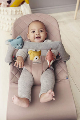 Babybjorn Toy for Bouncer - Soft Friends - Scandibørn