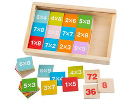 Bigjigs Times Table Box - Scandibørn
