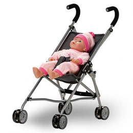 ByAstrup Collapsable Dolls Buggy - Scandibørn