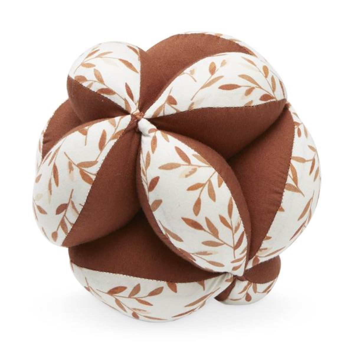Cam Cam Baby Ball in Caramel Leaves