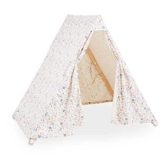 Cam Cam Baby Gym / Play Tent - Pressed Leaves