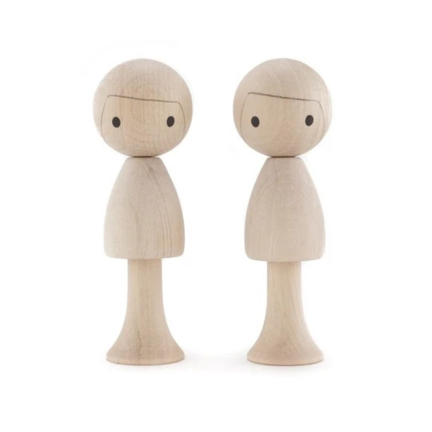 Clicques - DIY Boys Wooden Figurines