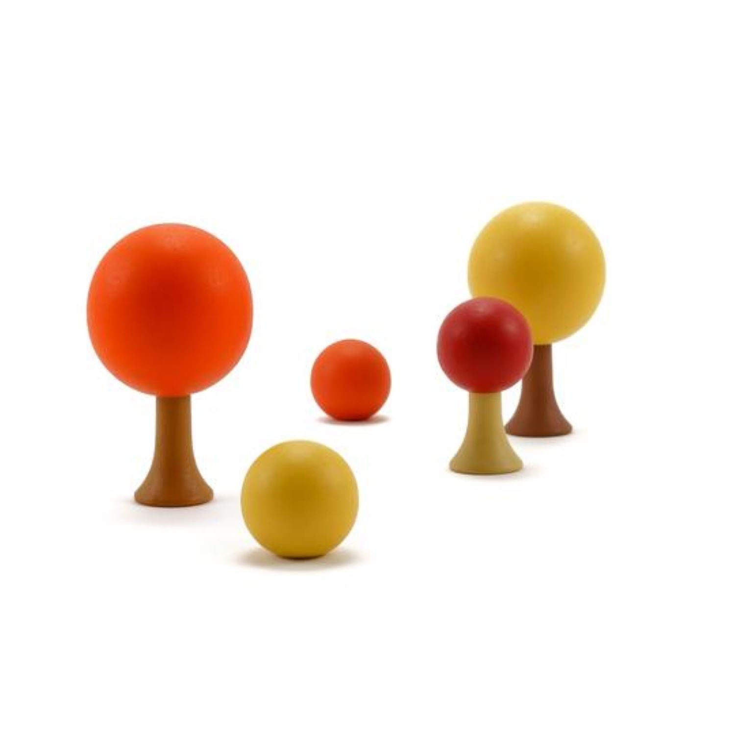 Clicques - Garden Autumn (Mini) Wooden Set