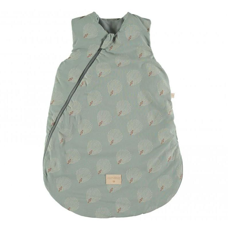 Cocoon sleeping bag Gatsby / Antique Green (2 Sizes) - 0-6M
