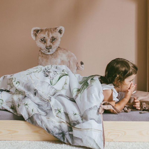 Dekornik Savanna Children's Bedding Set - Scandibørn