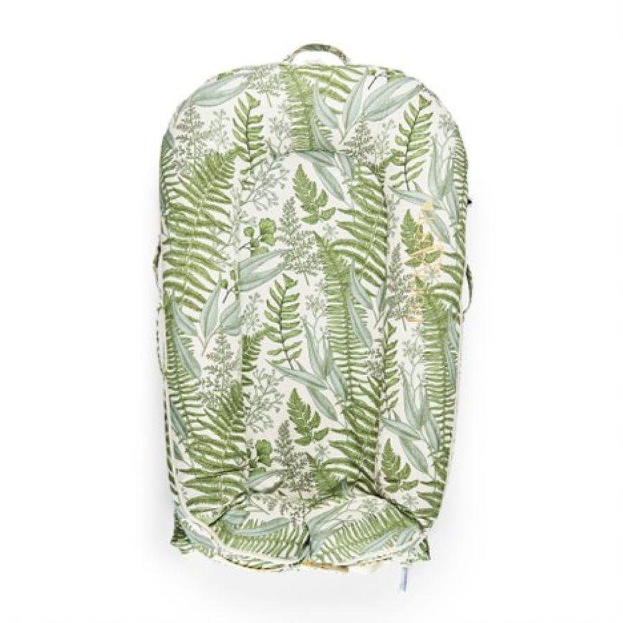 DockATot® Deluxe+ Dock Spare Cover in Lush & Fern (0-8 months)