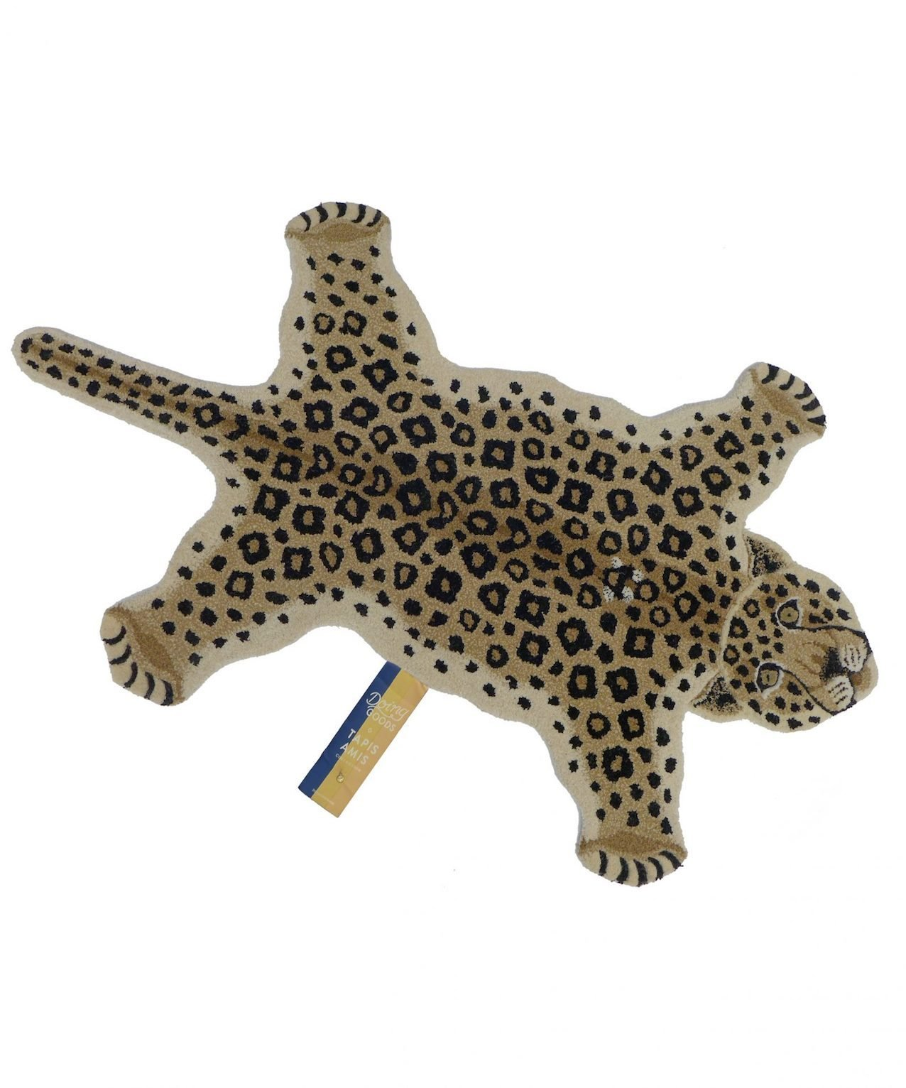 Doing Goods Loony Leopard Rug - Large