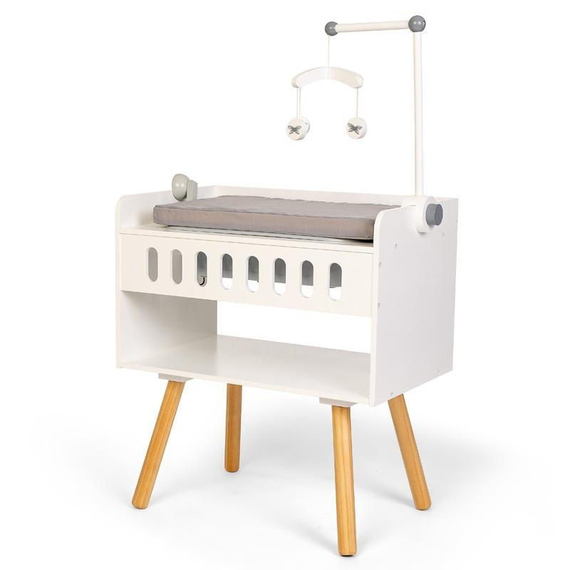 ByAstrup Dolls Changing Table & Bathtub
