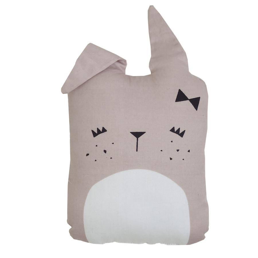 Fabelab Animal Friends cushion - Cute Bunny