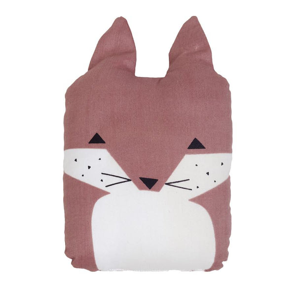 Fabelab Animal Friends cushion - Friendly Fox - Scandibørn