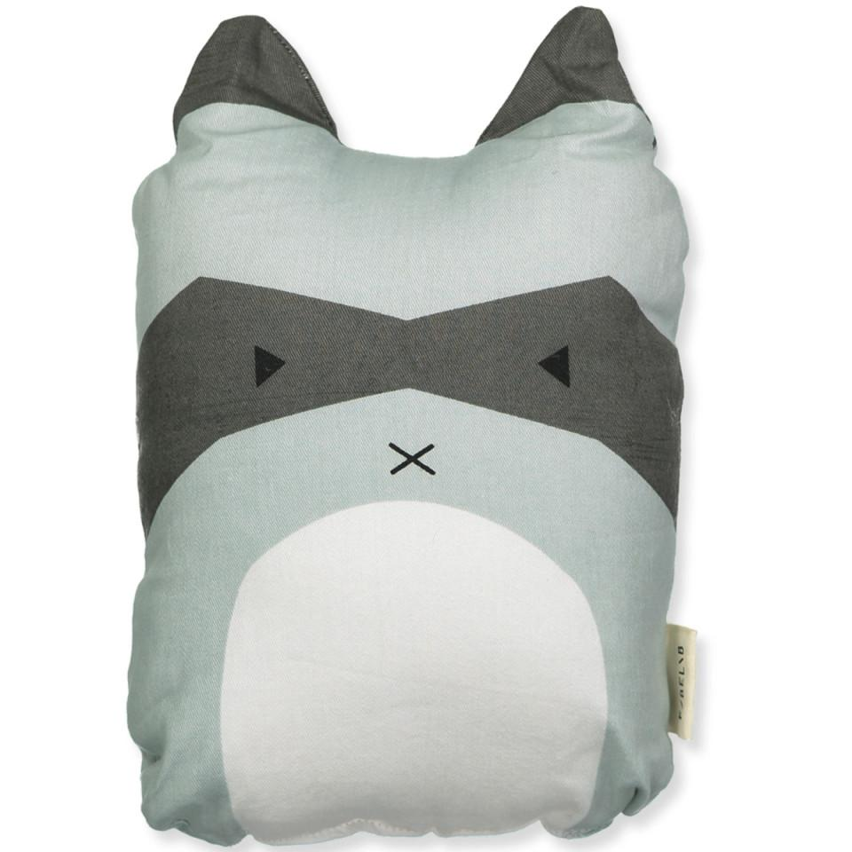 Fabelab Animal Friends cushion - Rascal Racoon