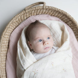 Fabelab Swaddle (2 Pack) - Rainbow Sky - Scandibørn