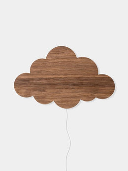 Ferm Living Cloud Lamp - Smoked Oak - Scandibørn
