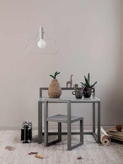 Ferm Living Cloud Pendant Light - Grey - Scandibørn