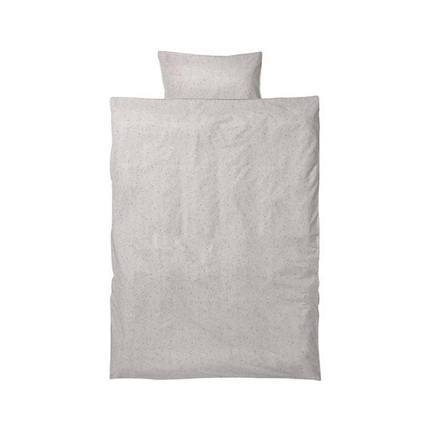 Ferm Living Hush Bedding Milkyway Cream - Scandibørn