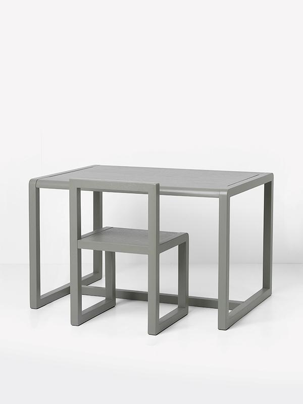 Ferm Living Little Architect Table in Grey - Scandibørn