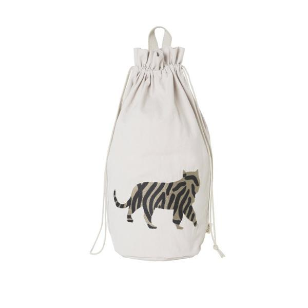 Ferm Living Safari Storage Bag - Lion - Scandibørn