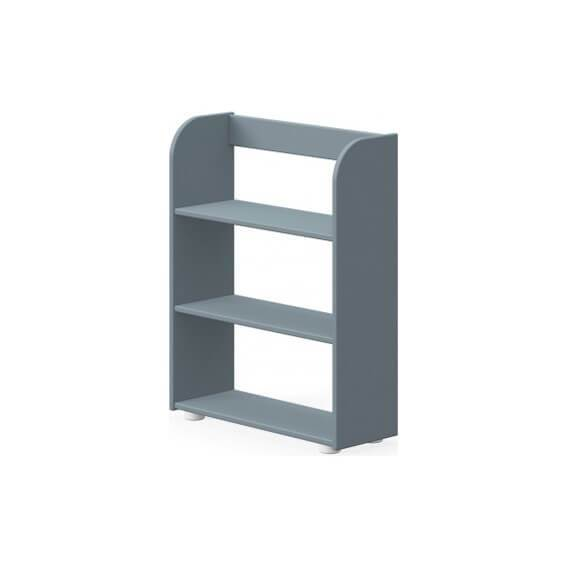 Flexa 3 Tier Wall Shelf in Light Blue - Scandibørn