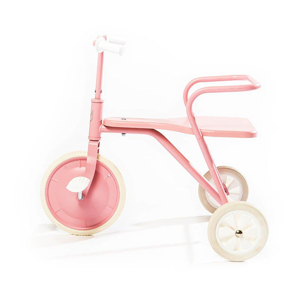 Foxrider Retro Tricycle Pink - Scandibørn