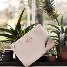 Jem and Bea Mama Clutch in Blush - Scandibørn