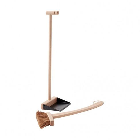 Kids Concept - Dustpan and Brush Set - Scandibørn