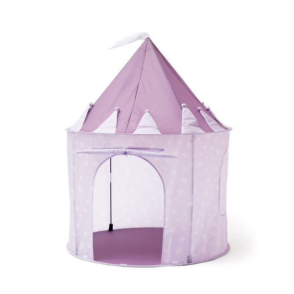 Kids Concept Play Tent in Star Lilac - Scandibørn