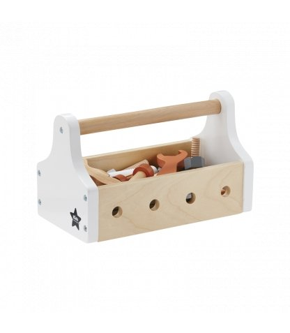 Kids Concept Toolbox in Natural - Scandibørn