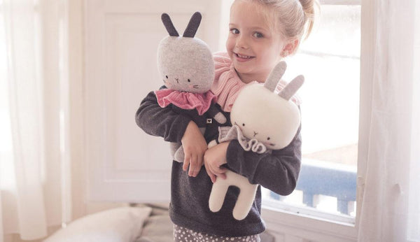 Lauvely Friend - The Jumper Bunny Ava - Scandibørn
