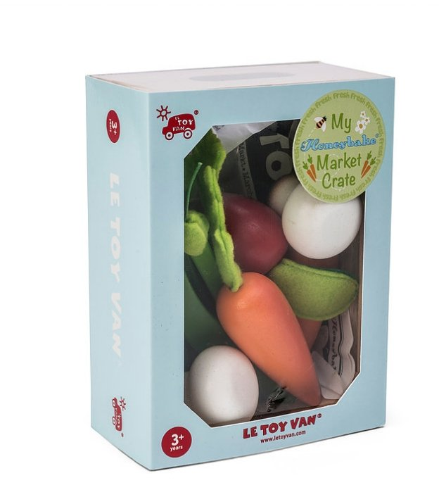 Le Toy Van Vegetable's Five A Day