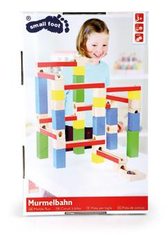 Legler Marble Run Building Blocks - Scandibørn