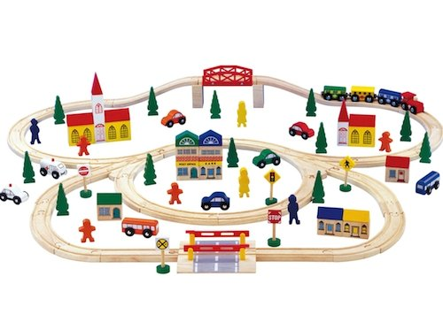 Legler Wooden Railway - Large - Scandibørn