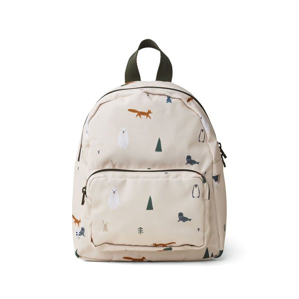 Liewood Allan Backpack in Arctic Mix - Scandibørn