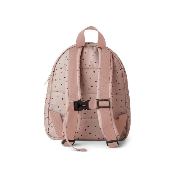 Liewood Allan Backpack in Confetti Mix - Scandibørn
