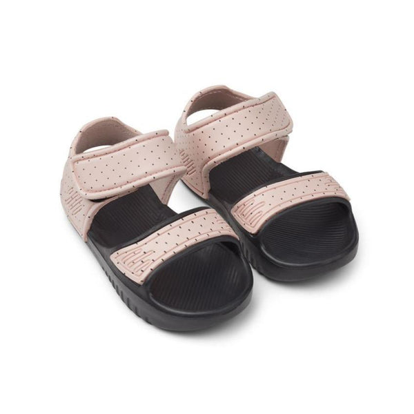 Liewood Blumer Sandals Little Dot Rose - Scandibørn