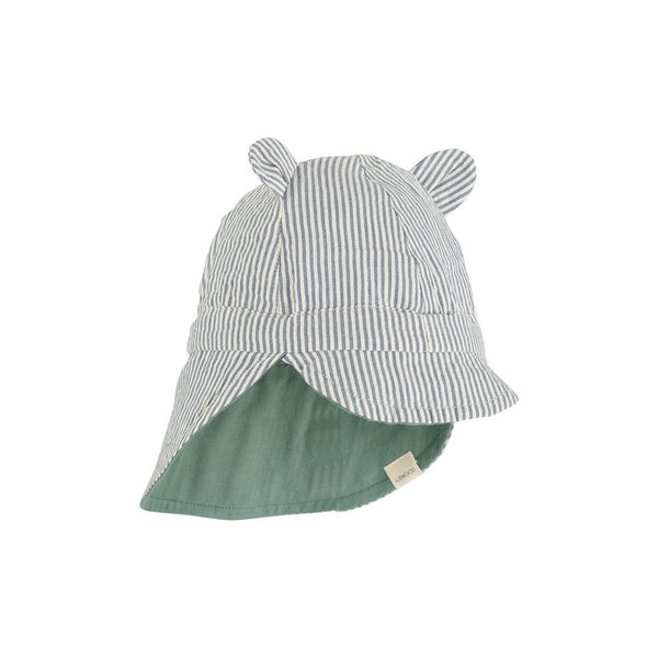Liewood Cosmo Sun Hat in Peppermint - Scandibørn