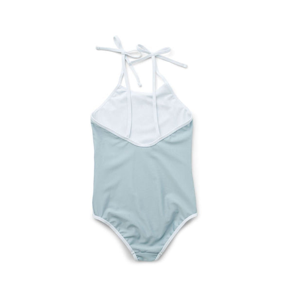 Liewood Gigi Swimsuit in Sea Blue - Scandibørn