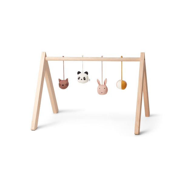 Liewood Gio Playgym Accessories - Rose Mix - Scandibørn