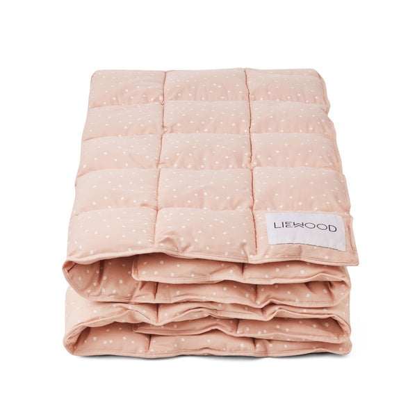 Liewood Kapok Duvet in Confetti Light Rose (3 sizes) - Scandibørn