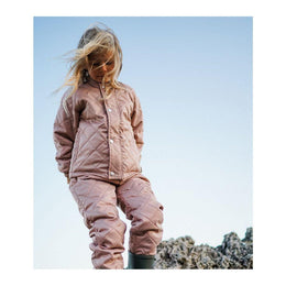 Liewood Luna Thermo Set in Dark Rose (4-10Y) - Scandibørn