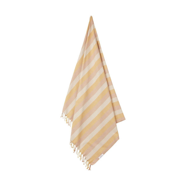 Liewood Mona Beach Towel in Peach/Sandy/Yellow Mellow - Scandibørn