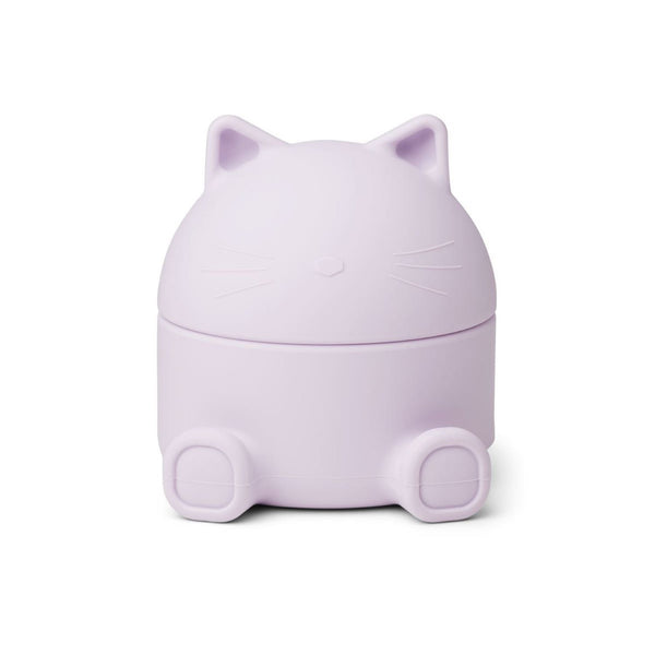 Liewood Murphy Treasure Box - Cat Light Lavender - Scandibørn